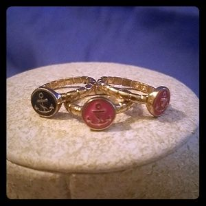 Jewelry - Anchor Rings